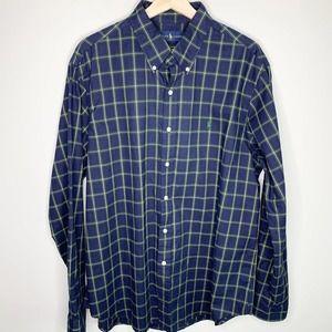 RALPH LAUREN POLO Flannel Button Down Shirt XL